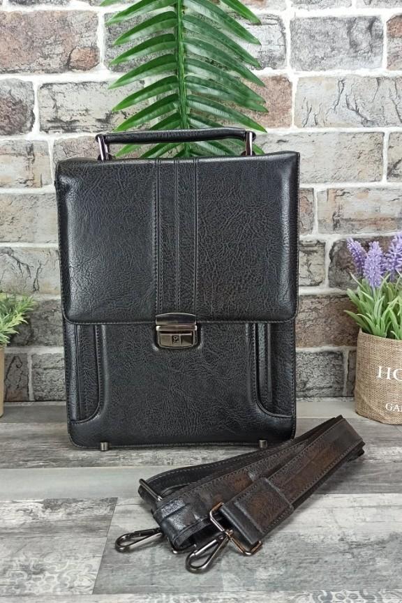ανδρική-τσάντα-όρθια-δικηγόρου-μαύρη